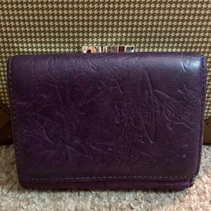 Vivienne Westwood Small Leather Wallet